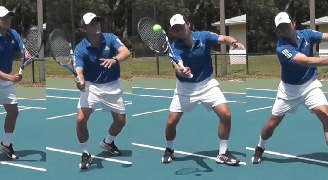 The Forehand Volley