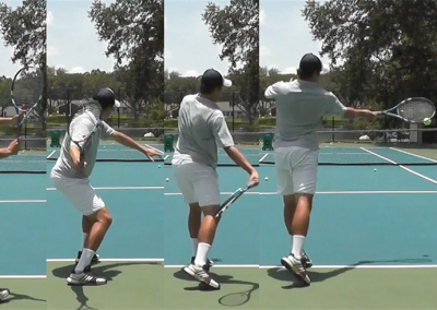 The Forehand Groundstroke