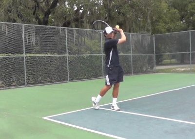Forehand – Drop Hitting