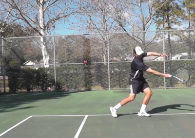 Forehand Breakdown